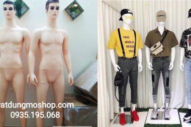Manocanh nam toàn thân – Manocanh cho shop giá rẻ Đà Nẵng