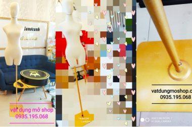 Manocanh vải thun chân mạ vàng – Manocanh giá rẻ Đà Nẵng